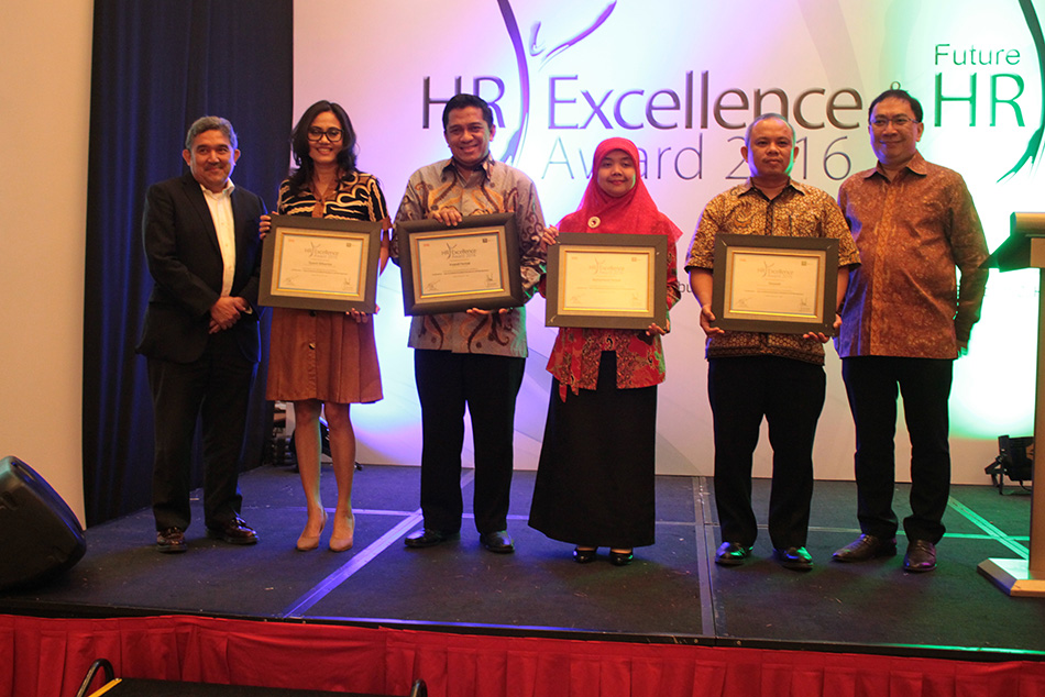 HR Exellent Award
