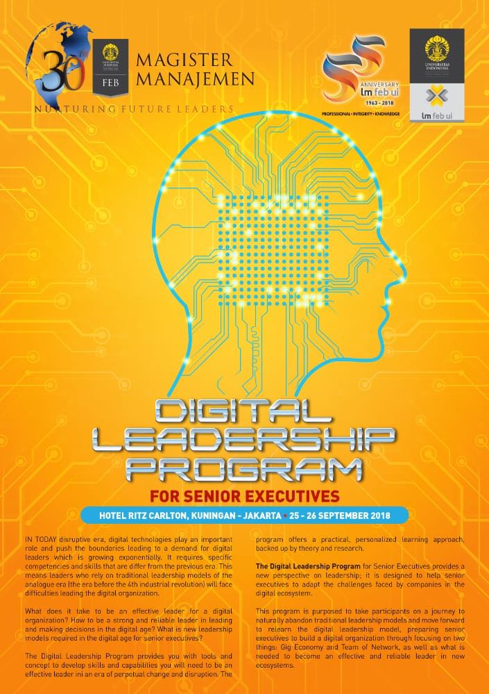 Digital Leadership Program
