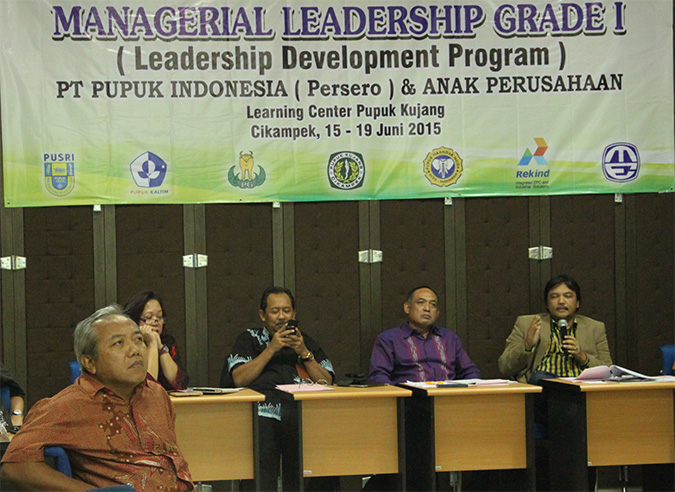Managerial Leadership PT Pupuk Indonesia